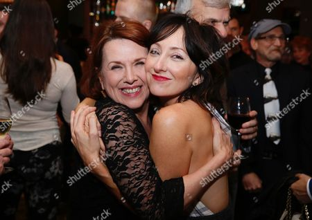 Allison Briner-Dardenne and Carmen Cusack