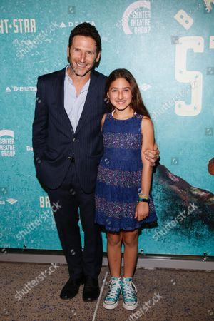 Mark Feuerstein and Lila Feuerstein