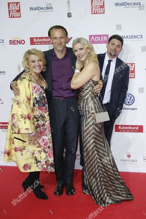 Lea Linster, Bernhard Bettermann, Eva Habermann and Tim MÅ lzer