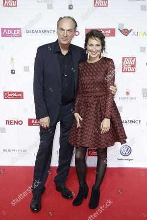 Herbert Knaup and Ninon Demuth