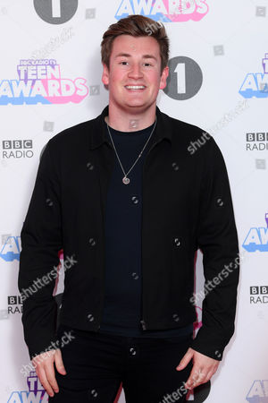 Editorial picture of BBC Radio 1's Teen Awards, Arrivals, SSE Arena Wembley, London, UK - 22 Oct 2017