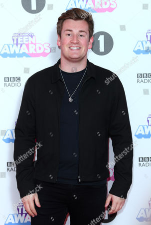 Editorial photo of BBC Radio 1's Teen Awards, Arrivals, SSE Arena Wembley, London, UK - 22 Oct 2017