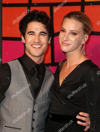 Darren Criss, Heather Morris