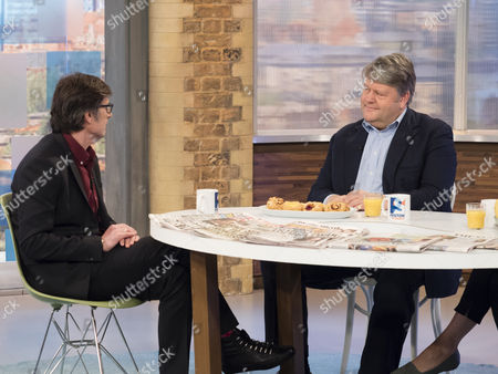 Editorial picture of 'Peston On Sunday' TV show, London, UK - 22 Oct 2017