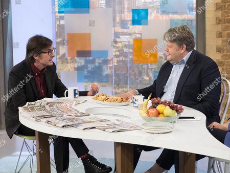 Editorial image of 'Peston On Sunday' TV show, London, UK - 22 Oct 2017