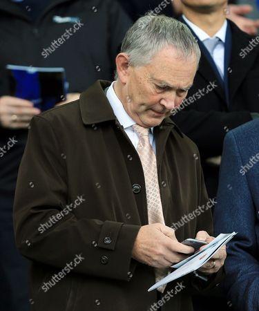 Premier League executive chairman Richard Scudamore