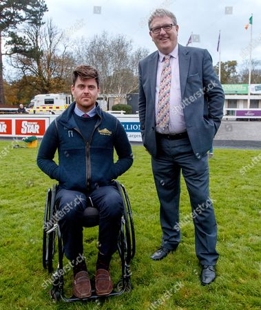 Corinthian Challenge for Irish Injured Jockeys. The Corinthian Challenge is a three part charity race series in which amateur riders compete to raise much needed funds for Irish Injured Jockeys. The overall series winner was Lynne McLoughlin who finished with 17 points. Pictured is Trainer Robbie McNamara and Michael Higgins, General manager of Irish Injured Jockeys
