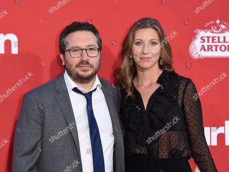 Teddy Schwarzman and Ellen Marie Zajac