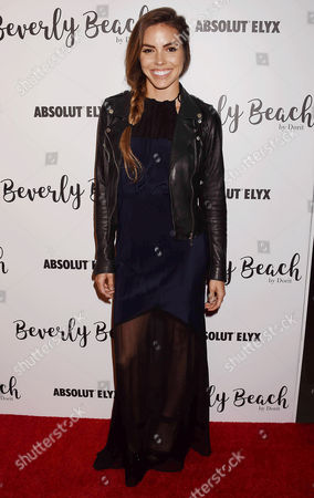 Editorial image of Beverly Beach  by Dorit preview event, Los Angeles, USA - 21 Oct 2017