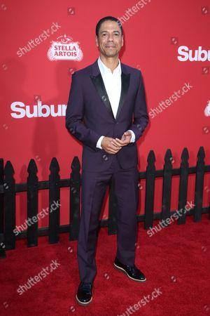 Editorial photo of 'Suburbicon' film premiere, Arrivals, Los Angeles, USA - 22 Oct 2017
