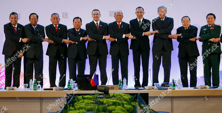 Editorial picture of ASEAN Defense, Clark, Philippines - 23 Oct 2017