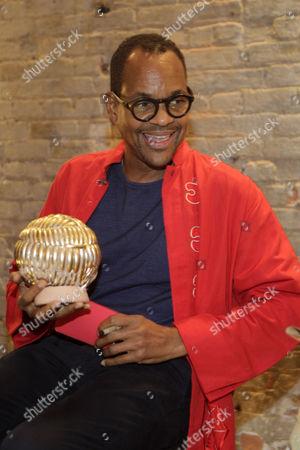 Editorial picture of RUSH Philanthropic' 2017 GOLD RUSH Awards, New York, USA - 21 Oct 2017