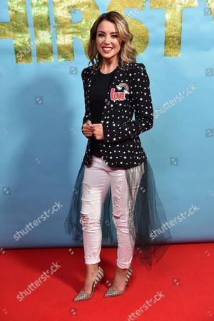 Stock Photo of Dannii Minogue