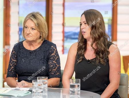 Editorial picture of 'Good Morning Britain' TV show, London, UK - 23 Oct 2017