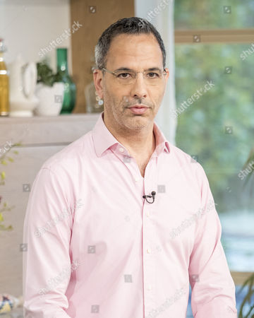 Stock Picture of Yotam Ottolenghi