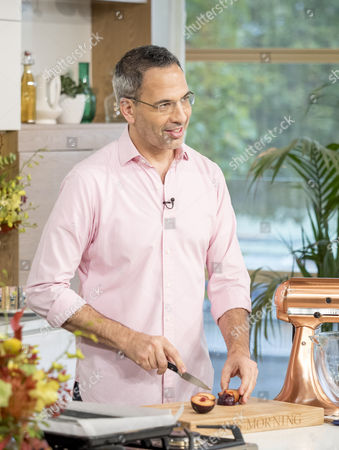 Stock Image of Yotam Ottolenghi