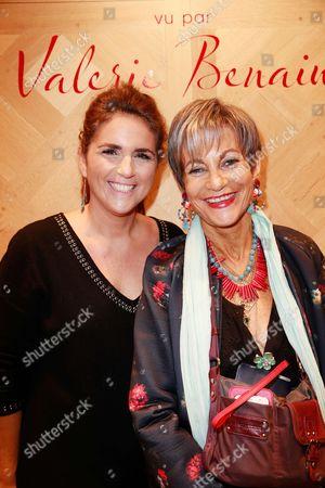 Valerie Benaim and Isabelle-Morini Bosc