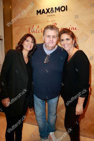 Estelle Denis and Pierre Menes and Valerie Benaim