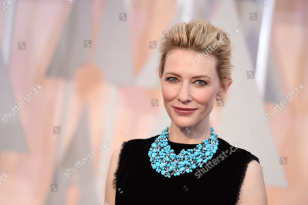 Fotografia editorial de People-Cate Blanchett, Los Angeles, USA