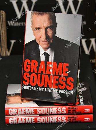Graeme Souness's book