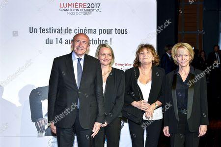 Diane Kurys, Gerard and Caroline Collomb