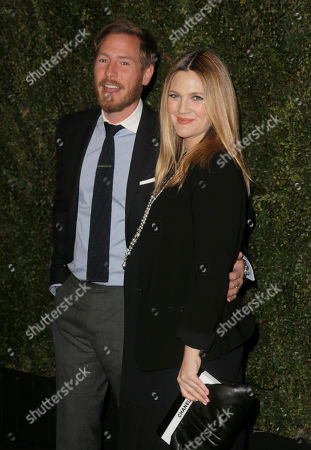 Drew Barrymore and Will Kopelman arrive at the Chanel Dinner celebrating the release of Drew Barrymore's new book 'Find It In Everything' at Chanel Boutique in Beverly Hills, Calif. The actress, 39, and her art advisor husband, Kopelman, 36, have welcomed their second daughter. Frankie Barrymore Kopelman was born, confirms Barrymore's rep Chris Miller