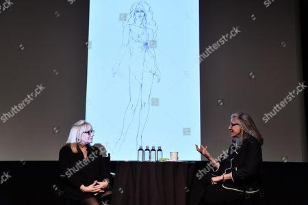 Ellen Mirojnick and Deborah Nadoolman Landis