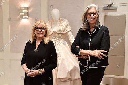 Stock Picture of Ellen Mirojnick and Deborah Nadoolman Landis