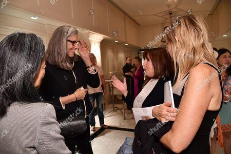 Stock Photo of Deborah Nadoolman Landis and guests