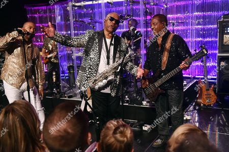Stock Picture of Robert Bell, Ronald Bell, Kool & The Gang