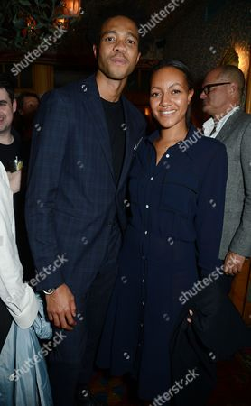 Charlie Casely-Hayford and Alice Casely-Hayford