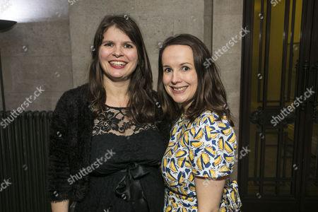 Eleanor Lloyd (Producer) and Rebecca Stafford  (Producer)