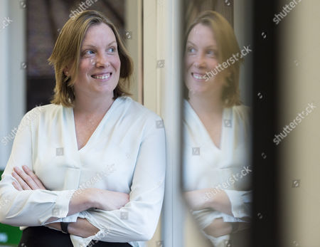 Tracey Crouch, the sports minister, in her office in Department for Digital, Culture, Media & Sport, Parliament Street.