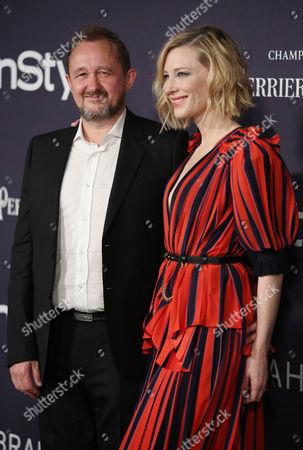 Andrew Upton and Cate Blanchett