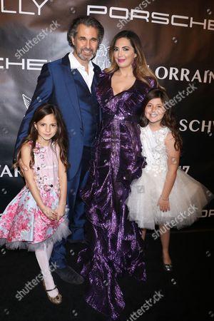 Richard Kilstock, Daniella Rich Kilstock and children