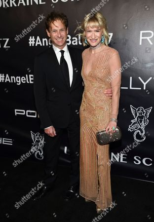 William Macklowe, Julie Macklowe. William and Julie Macklowe attend the Angel Ball, hosted by Gabrielle's Angel Foundation for Cancer Research, at Cipriani Wall Street, in New York