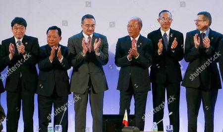 Editorial image of ASEAN, Clark, Philippines - 24 Oct 2017