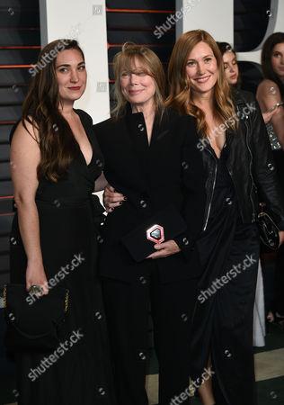 Editorial image of 88th Academy Awards - Vanity Fair Oscar Party, Los Angeles, USA