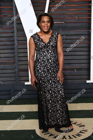 Editorial photo of 88th Academy Awards - Vanity Fair Oscar Party, Los Angeles, USA