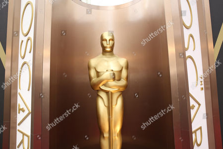 An Oscar statue is displayed at the Oscars at the Dolby Theatre in Los Angeles. The Academy of Motion Picture Arts and Sciences announced the winners of its annual Nicholl Fellowship in Screenwriting, . The winners are Michele Atkins, Talking About the Sky; Spencer Harvey and Lloyd Harvey, Photo Booth; Geeta Malik, Dinner with Friends; Elizabeth Oyebode, Tween the Ropes; Justin Piasecki, Death of an Ortolan.â