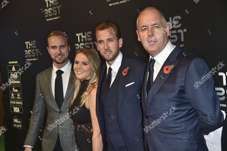 Editorial picture of The Best FIFA Football Awards, Arrivals, London, UK - 23 Oct 2017