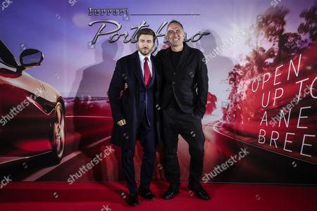 Alessandro Roja with Stefano Sollima