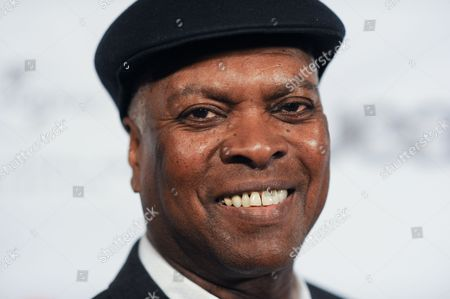 Booker T. Jones arrives at the NARM Music Biz 2013 Dinner Party in Century City, Calif. Booker will perform at the Halloran Center in Memphis on Saturday, Sept. 10