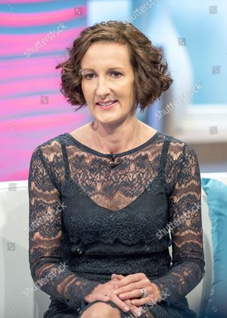 Editorial image of 'Lorraine' TV show, London, UK - 24 Oct 2017