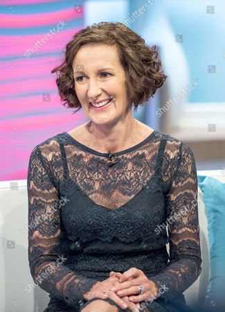 Editorial picture of 'Lorraine' TV show, London, UK - 24 Oct 2017