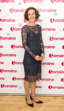 Editorial photo of 'Lorraine' TV show, London, UK - 24 Oct 2017