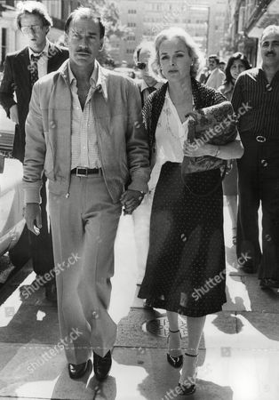 Editorial picture of Actress Sheila Gish And Husband Roland Curram In London. Box 770 306071750 A.jpg.