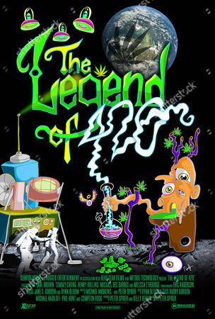 The Legend of 420 (2017) Poster Art