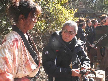 Takuya Kimura, Takashi Miike