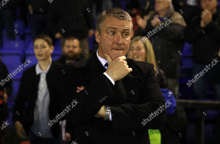 Lee Clark, Manager of Bury